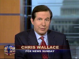 Chris Wallace Journalist