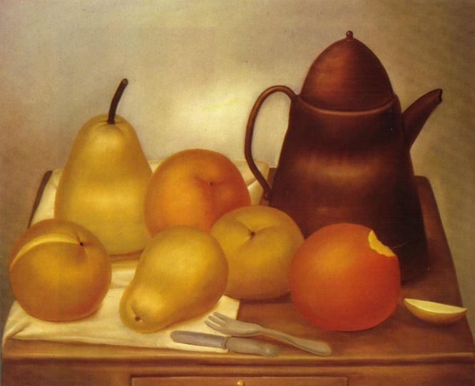 File:Fernando Botero Still Life with Coffee Pot 1977.jpg