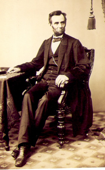 File:Lincoln seated.jpg
