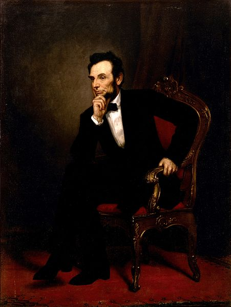 File:Abraham Lincoln by George Peter Alexander Healy, 1869.jpg