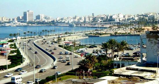 File:View to Tripoli Libya.jpg