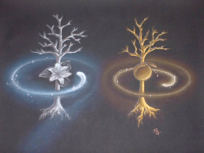 File:Tolkien The two trees.jpg