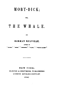Moby dick title object object