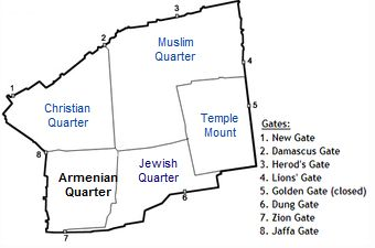 Jerusalem map quarters.jpg