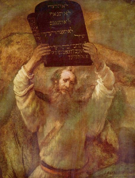 File:Moses Ten Commandments by Rembrandt 1659.jpg