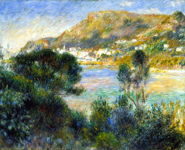 Renoir View From Cap Martin of Monte Carlo 1884.jpg