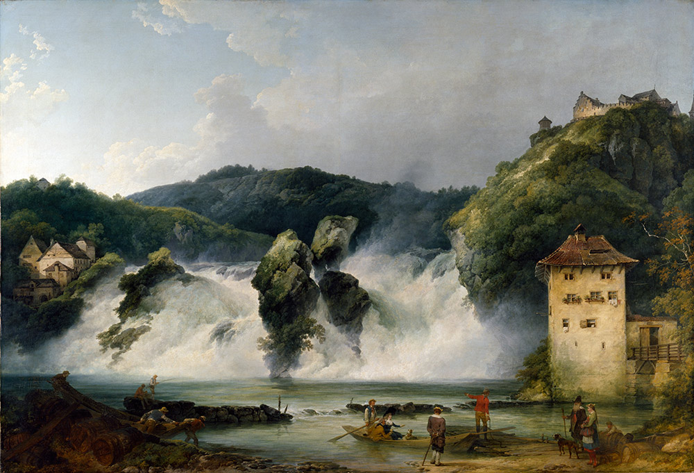 Loutherbourg The Falls of the Rhine at Schaffhausen 1788.jpg