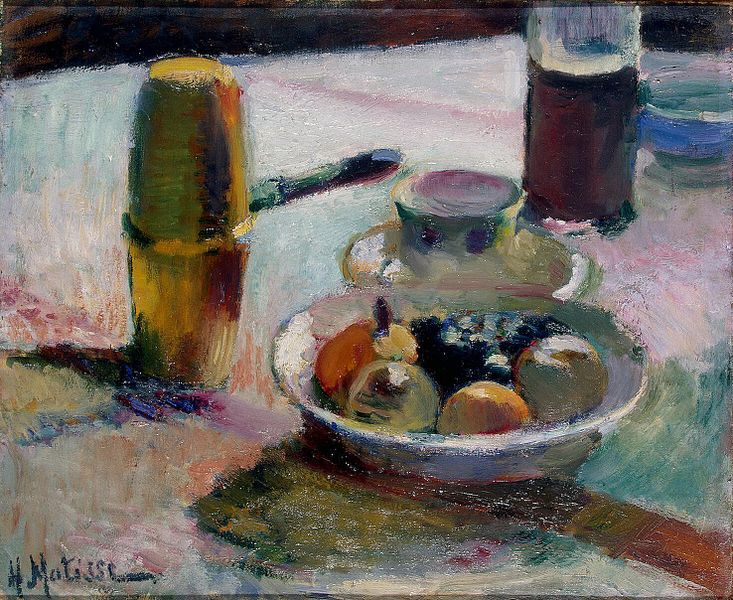 Matisse, Fruit and Coffeepot, 1898.jpg