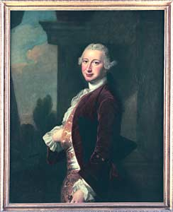 Naphtali Franks by Thomas Hudson, 18th century.