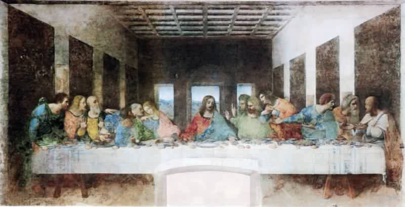 File:Da Vinci The Last Supper.jpg