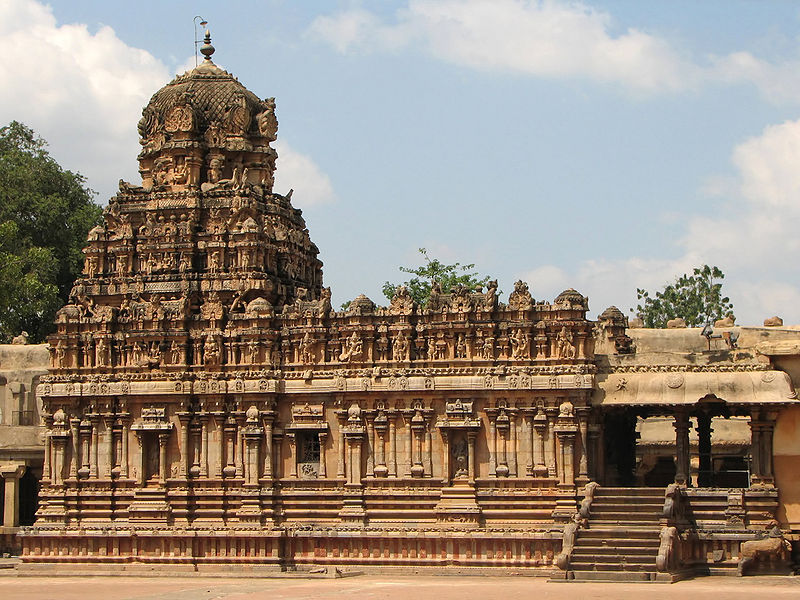 File:Brihadeeswarar Temple India.jpg