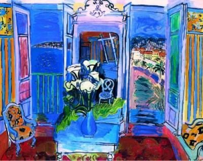 Raoul Dufy Interior with Open Window.jpg
