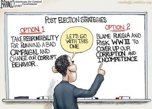 Obama post election strategy Blame Russia start WW3.jpg