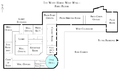 White House West Wing - 1st Floor with the Oval Office highlighted.png