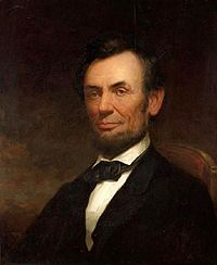 Abraham Lincoln Conservapedia