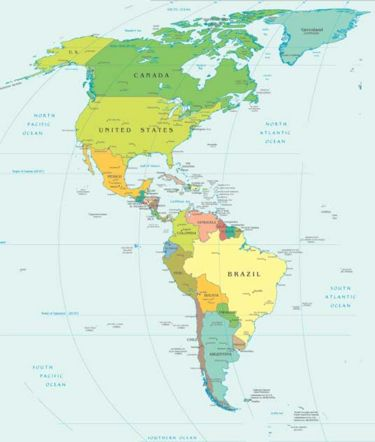 Image result for the americas