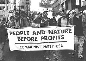a history of the plunge of the capitalist system during the great depression The organic crisis of capitalism - part one  the decline in industrial output during the great depression horrifyingly  the capitalist system can limp.