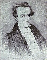 "Stephen F. Austin, 1793-1836, colonizer; the ""Father of Texas"""