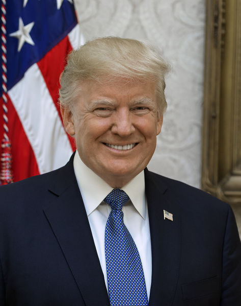File:Donald Trump official presidential photo.jpg