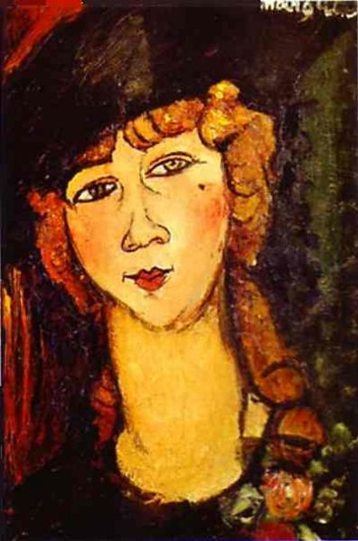 File:Modigliani Renée the Blonde.JPG