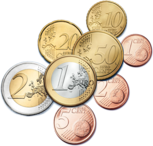 Value Euro Coins