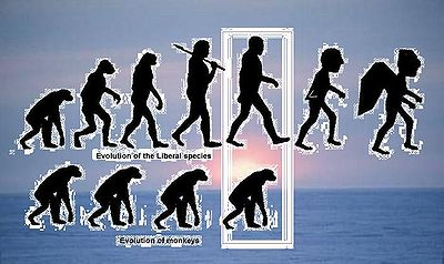 Essayevolutionary Marketing  Conservapedia Liberal Progression Of Man  The Antifalsescience Movement Presents The  Progression Of Man Millions Of Years Into The Future