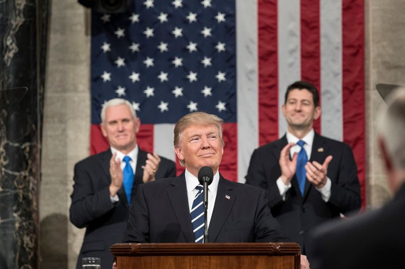 File:Donald Trump Joint Congressional Session, February 2017.jpg