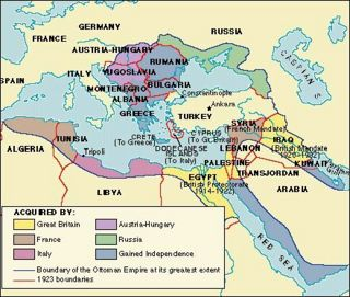 Ottoman Empire 1880 Map Ottoman Empire Conservapedia