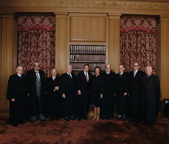 File:Reagan and Justices.jpg