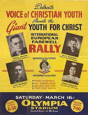 Revival in Detroit in 1946