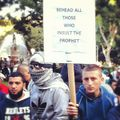Islamic Protest in Hyde Park, Sydney.JPG
