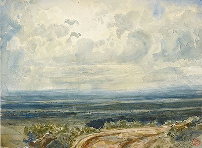 Paul Huet View of a Valley in Normandy 1825-1830.jpg