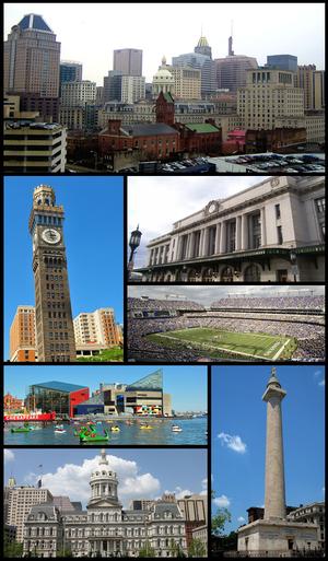 Baltimore - Conservapedia