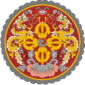 Arms of Bhutan.png