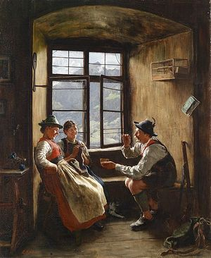 Genre Painting Gallery - Conservapedia