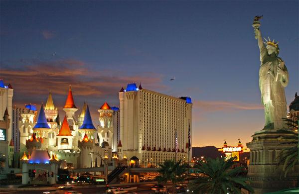 Camelot Casino Las Vegas