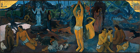 Paul Gauguin, Where Do We Come From What Are We Where Are We Going, 1897.jpg