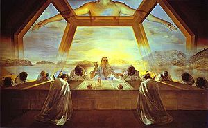 Dalí The Sacrament of the Last Supper.jpg