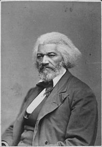 frederick douglass a slaveholder or a Frederick douglass: portraying slaveholders learning and knowledge make all the difference in the world, as frederick douglass proves by changing himself from another man's slave to a widely respected writer.