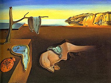 Dalí The Persistence of Memory.jpg