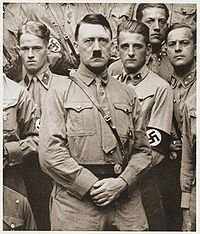 """the beginning of the political career of adolf hitler and his role in the world war ii """"the first book that anyone who wants to learn about hitler or [world war ii] in  europe must  hitler was a very average german character in his beginning life."""